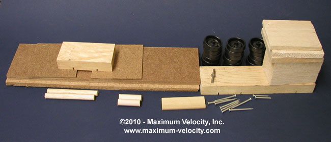 Pinewood Derby Times Volume 10 Issue 12 Maximum Velocity
