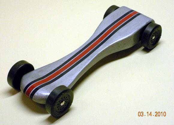Pinewood Derby Times Volume 10 Issue 2