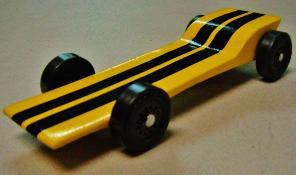 pinewood derby times newsletter volume 11 issue 3