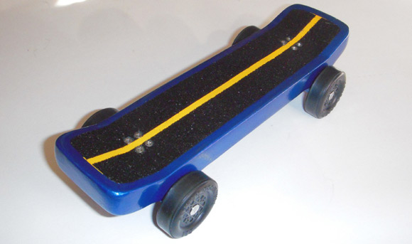 Pinewood Derby Car Showcase  March    Pinewood Derby
