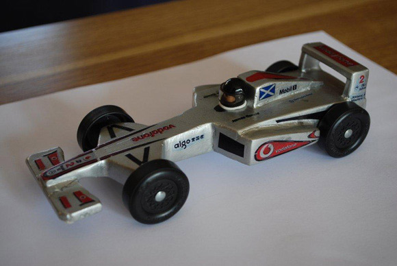 Pinewood Derby Times Newsletter Volume 12 Issue 2