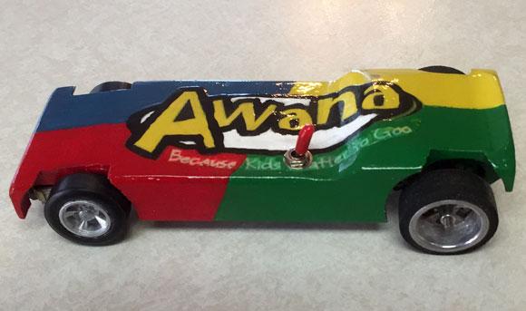 Awana grand prix cars photos