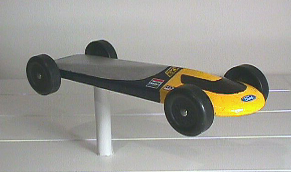 Pinewood Derby Times Volume 5 Issue 14 Maximum Velocity