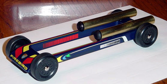 pinewood derby times newsletter volume 5 issue 15