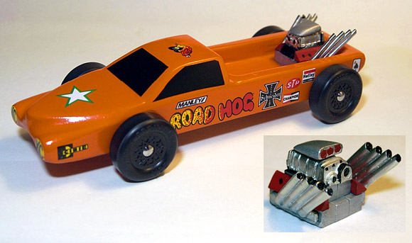 Pinewood Derby Times Volume 5 Issue 8