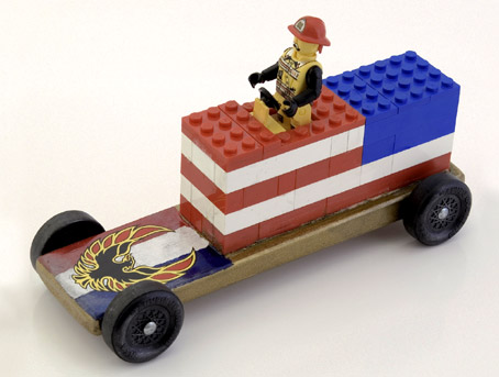 Pinewood Derby Times Newsletter Volume 6 Issue 3
