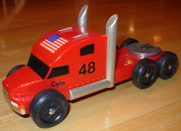 pinewood derby times newsletter volume 7 issue 3