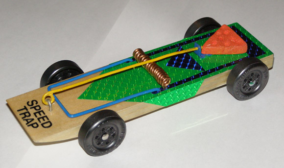 Fastest pinewood derby car templates pictures