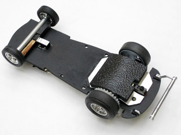 Get Graphite Into Pinewood Derby Car
