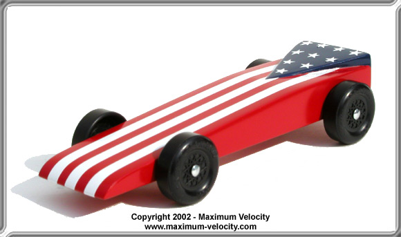 Pinewood Derby Plans ~ Pinewood derby car plans maximum velocity