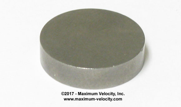 Low Profile Tungsten Round