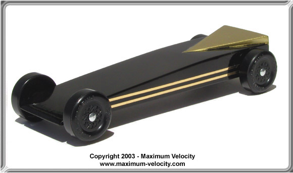 Pinewood derby car plans 3 maximum velocity the wedge turbo maxwellsz