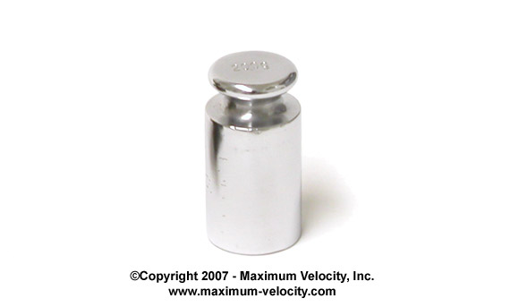 200 gram Calibration Weight