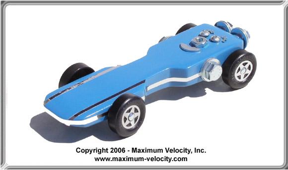 pinewood derby car plans 5