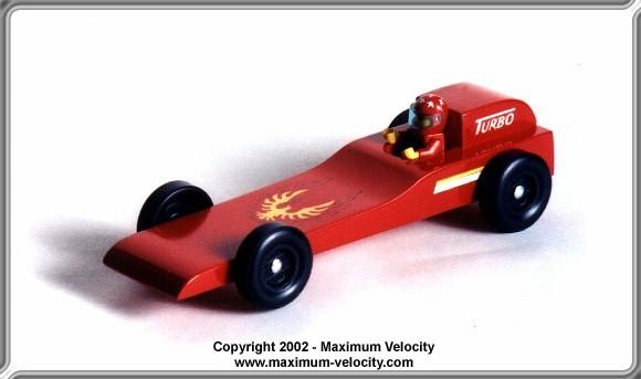 pinewood derby car plans 2