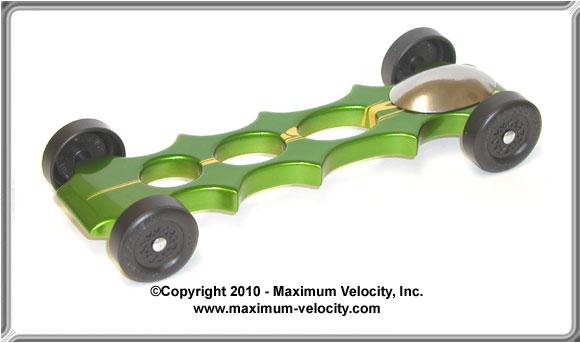 Pinewood Derby Car Plans 7 Maximum Velocity
