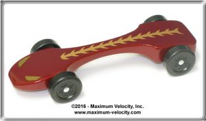 pinewood derby car templates