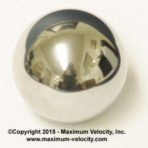 Steel Leveling Ball for Rail-Riding