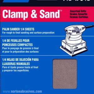 Sandpaper Assortment for Derby Cars