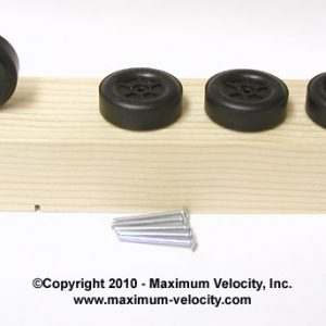 MV Basic Pinewood Derby Car Kit