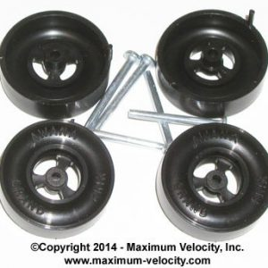 Stock Wheels & Axles for Awana