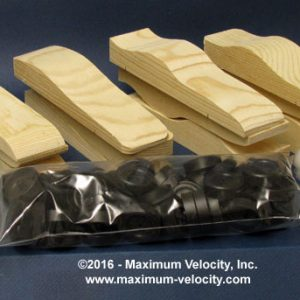 Pre-shaped MV Car Kit - Bulk Pack