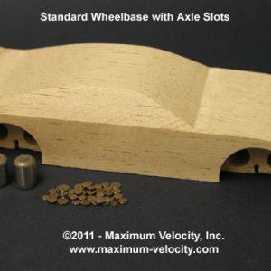 Stallion - Standard Axle Slots