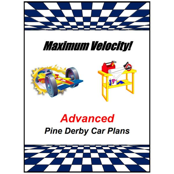 Pinewood Derby Advanced Car Plans