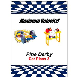 Pinewood Derby Car Plans 3