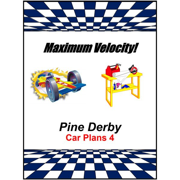 Pinewood Derby Car Plans 4