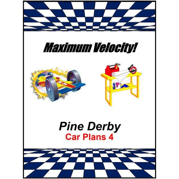 Pinewood Derby Car Plans 4