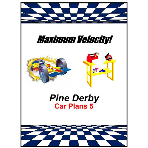 Pinewood Derby Car Plans 5