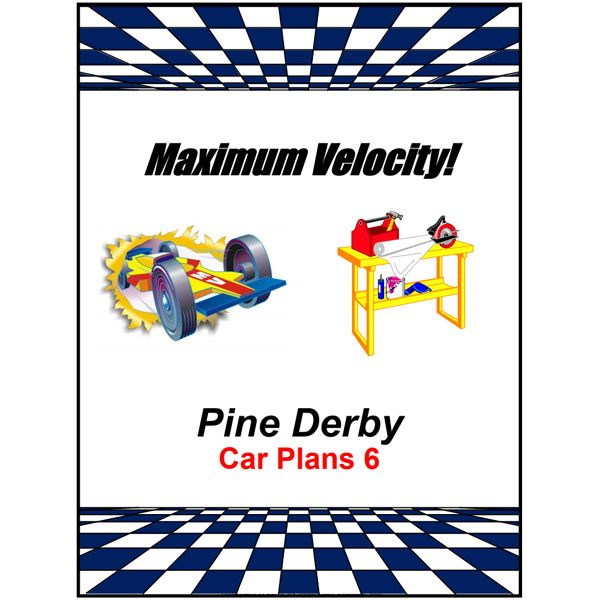 Pinewood Derby Car Plans 6