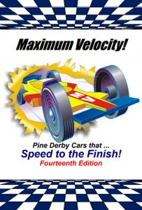 Pinewood Derby Car Design Template from www.maximum-velocity.com
