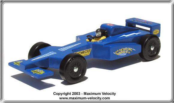 fastest pinewood derby car