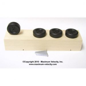 MV Pinewood Derby Car Kit