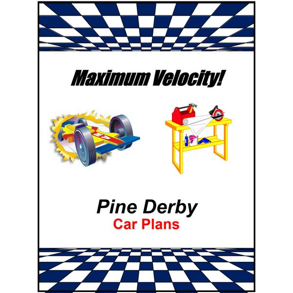 Pinewood Derby Car Plans