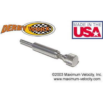 Pinewood Derby Pro-Wheel Mandrel