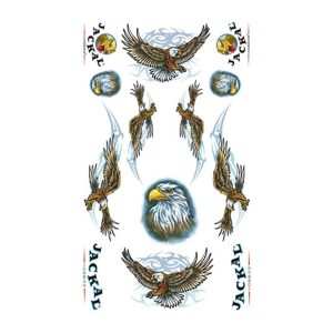 Soaring Eagle Sticker Decals