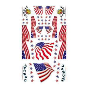 All American Sticker Decals