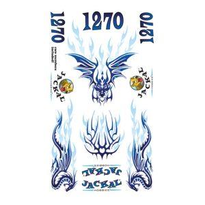 Tribal Dragon Sticker Decals