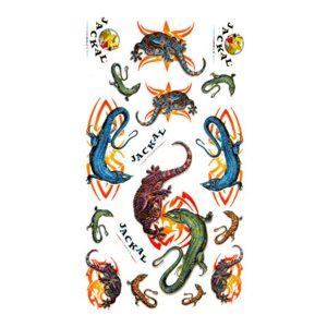 Leapin' Lizards Sticker Decals