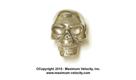 Skull Canopy Pinewood Derby Weight Maximum Velocity