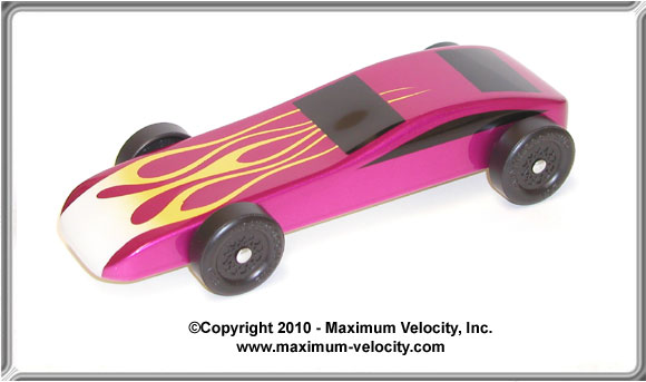 pinewood derby car ideas