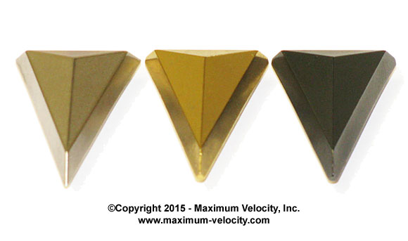 Triangular Tungsten Canopy