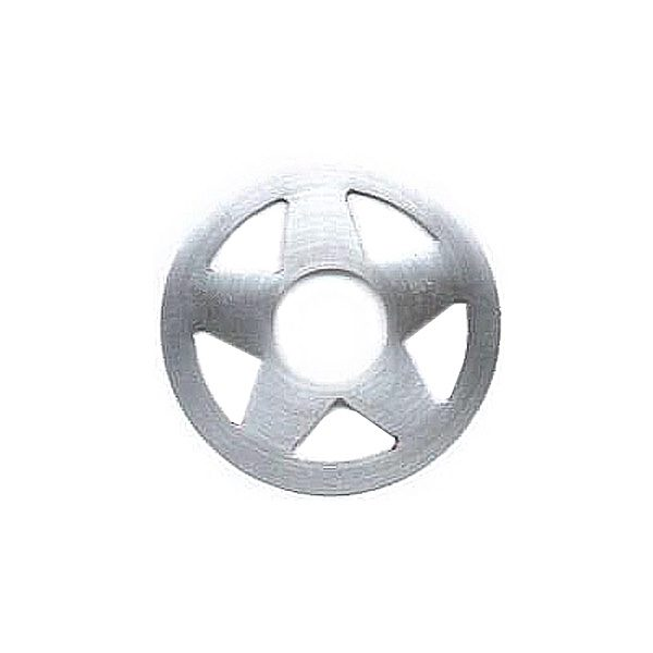 Pinewood Derby Aluminum Wheel Covers