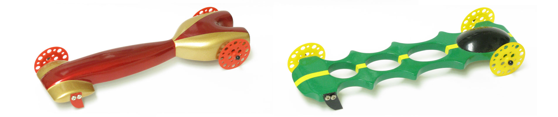 Outlaw Pinewood Derby Cars