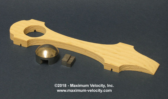 Maxinator Pinewood Derby Kit