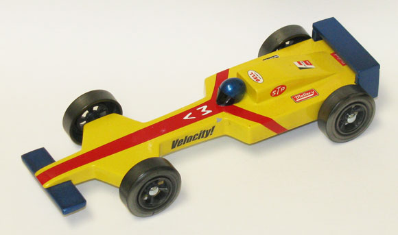 Pinewood Derby Car for Randy