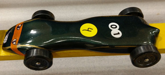 Pinewood Derby Times, Volume 18, Issue 12 – March 6, 2019